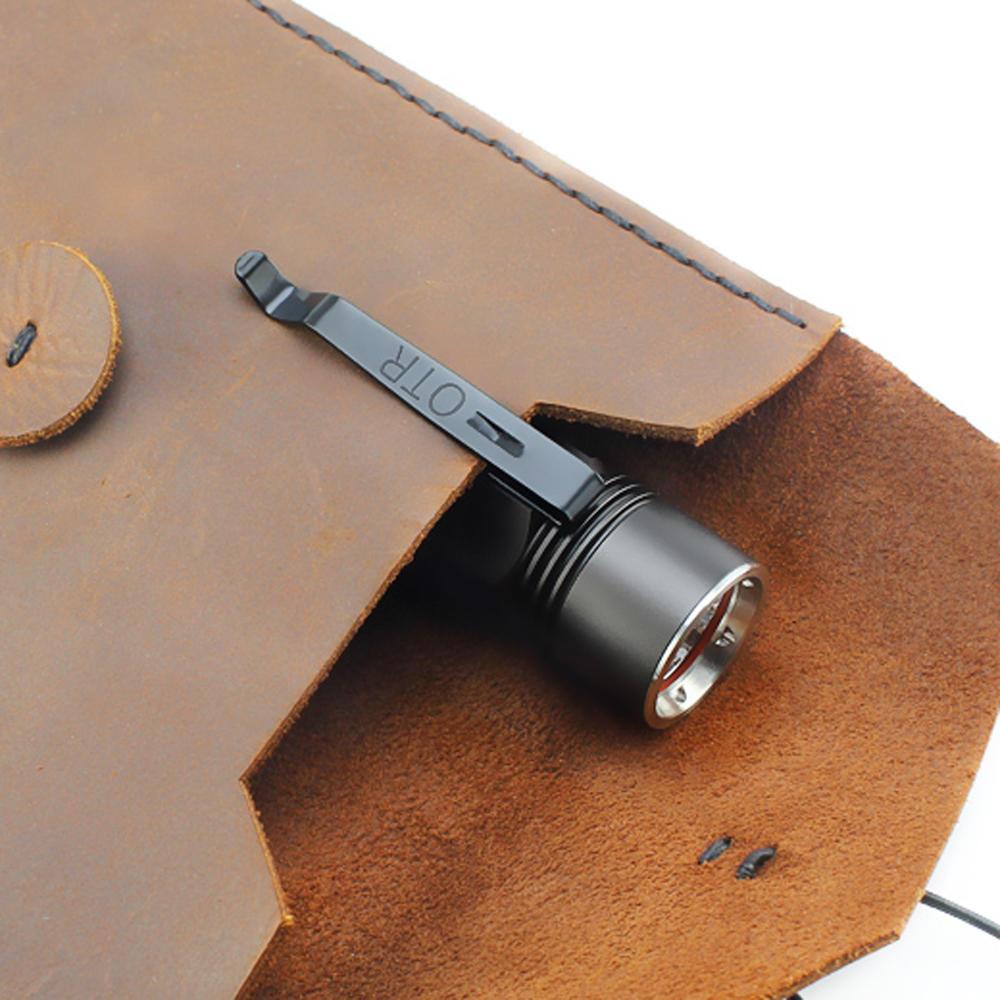 Astrolux S3 XPL-HI 1400LM EDC LED Flashlight 14500 - 6