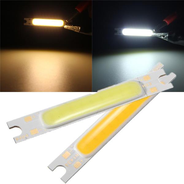 Mini 3W COB LED Luz de