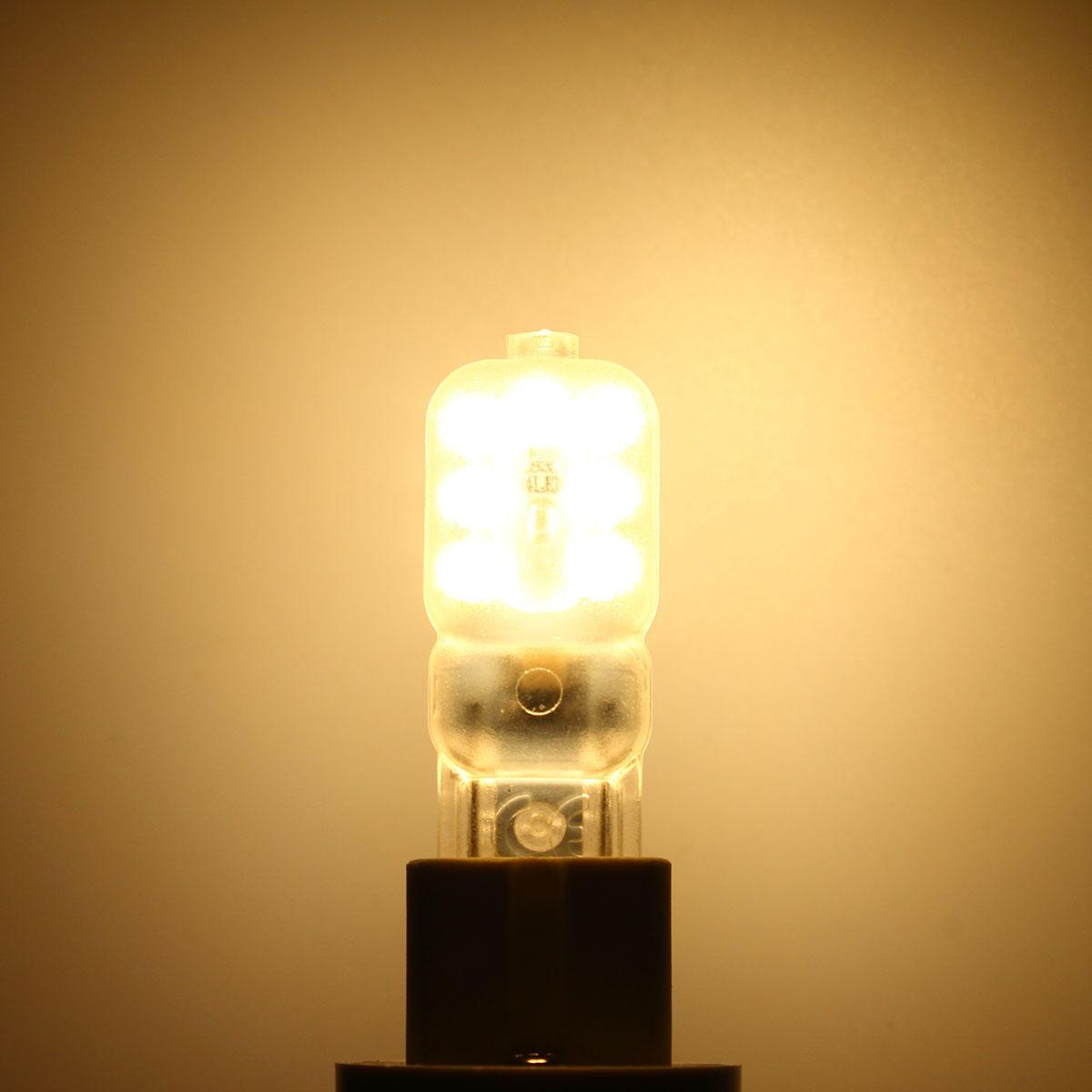 G9/E14 7W 76 SMD 2835 LED Corn Light Bulb for Kitchen Range Hood Chimmey Cooker Fridge 220V - 5