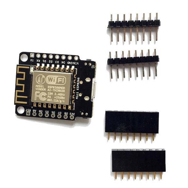 Geekcreit Mini NodeMCU ESP8266 WIFI Development Board Based On ESP-12F