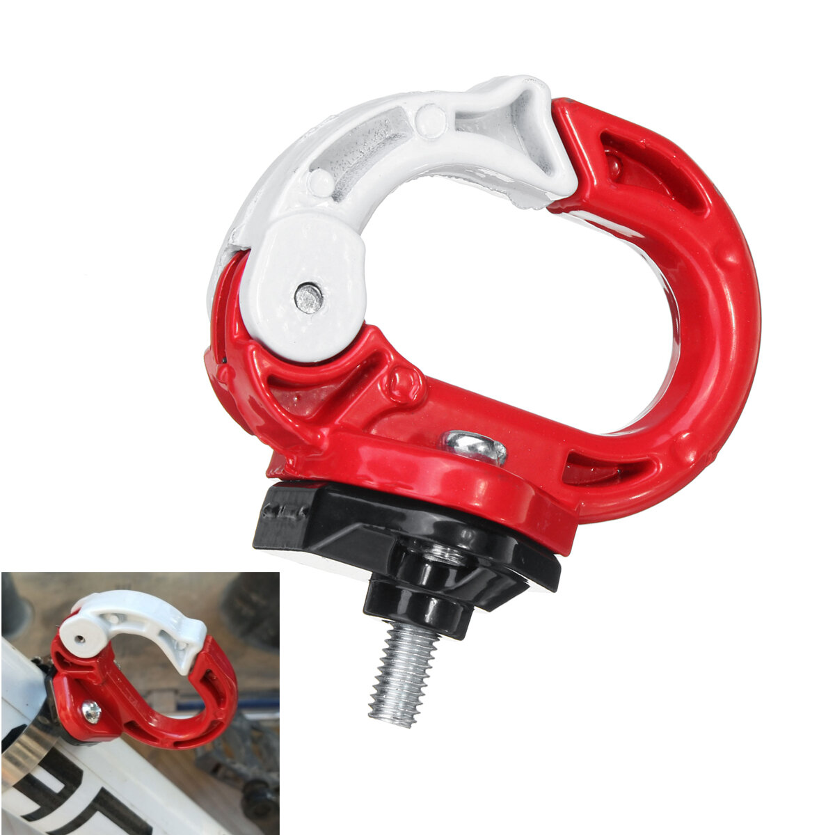 Aluminium Alloy Hanging Bag Hook Claw Untuk Xiaomi Mijia M365 Electric Scooter Motorcycle