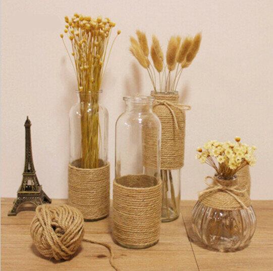 3D Handmade Silicone Candle Soap Flower Pot Mould Casting Concrete Cup Mould - 1