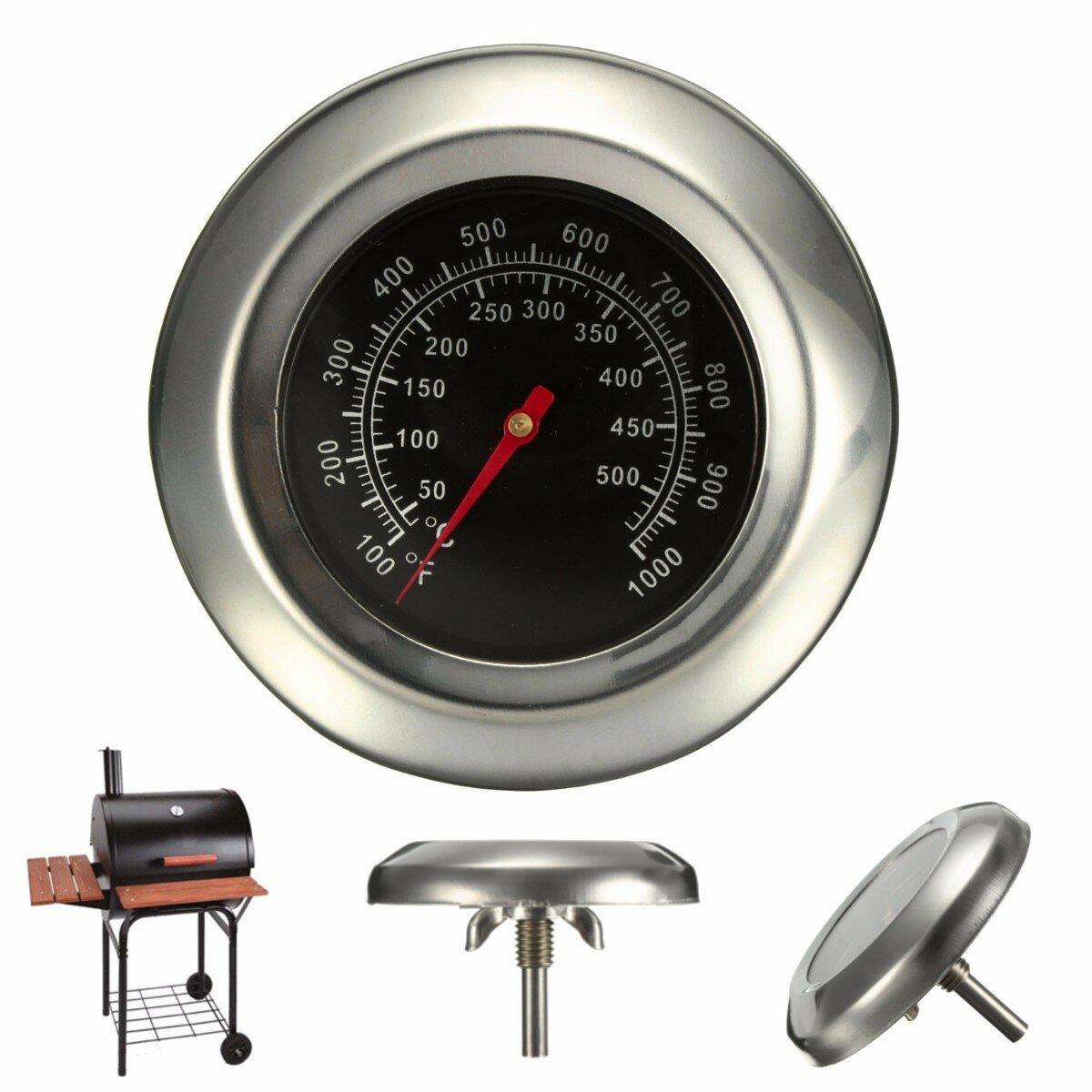 50 ~ 500 ℃ bbq utensili da cucina calibro carne griglia termometro calibro cottura dei cibi domestici