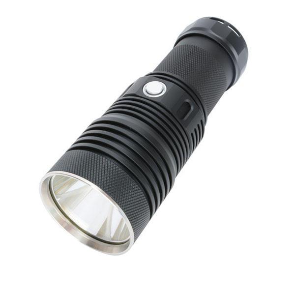 HaikeLite MT07S XHP70.2 New Switch 4500LM NW Super Bright Long Range LED Flashlight 500M