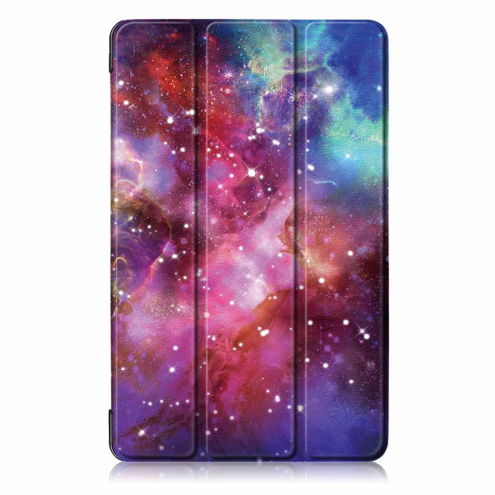 Tablet Case Cover for Kindle 2019 Youth - Tree leaves - 2