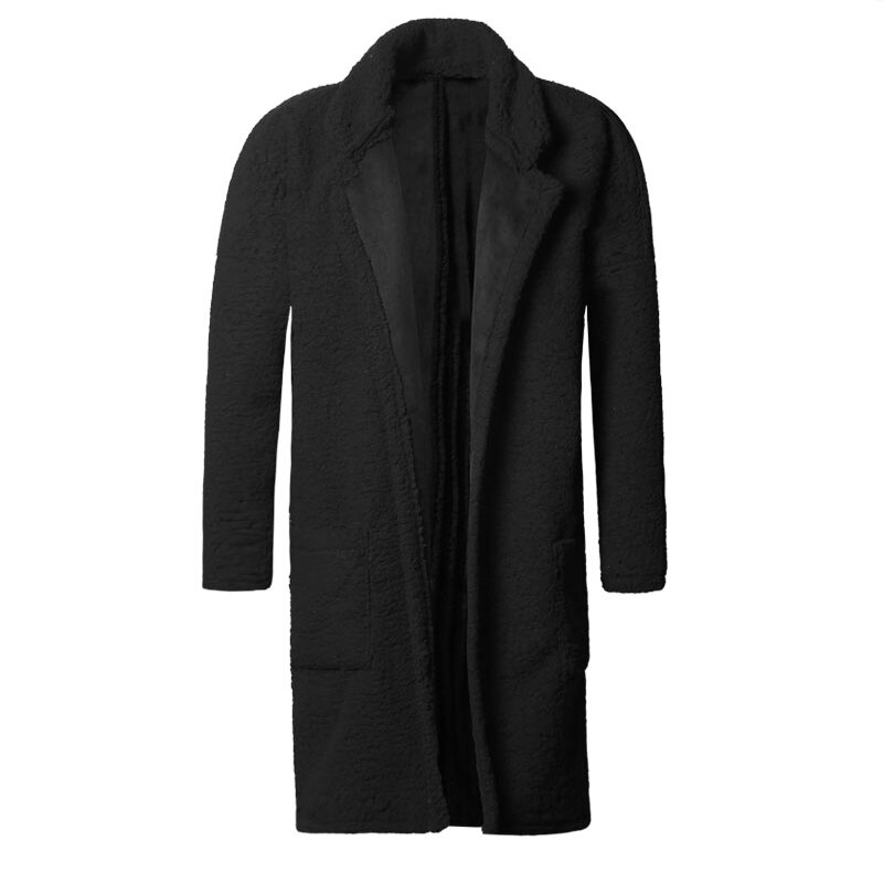 Mens Vintage Chinese Style Cotton Hooded Plus Size Coats - 10