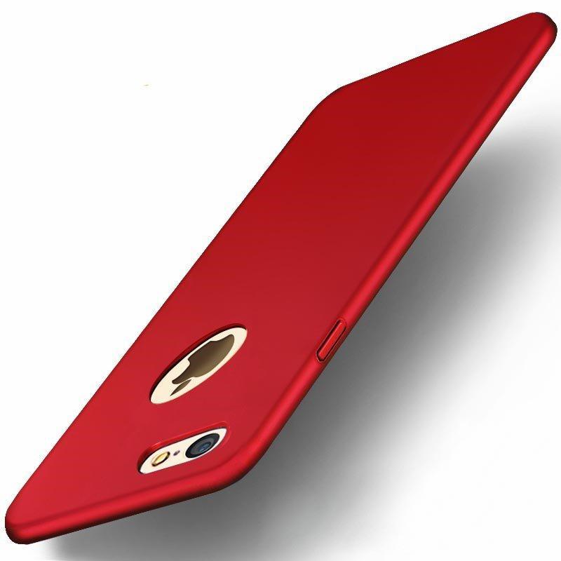 Matte Silke Skid Motstandsdyktig Hard PC Case For iPhone 7/iPhone 8