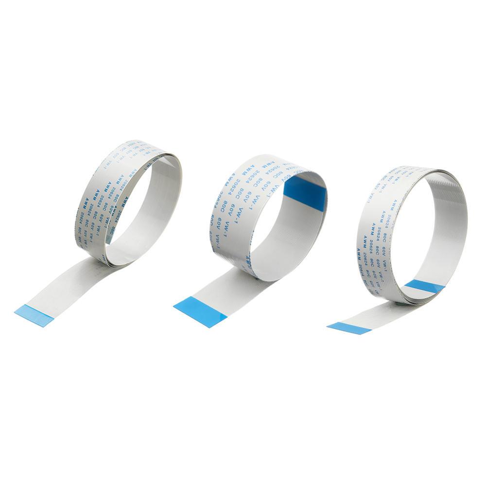 3D Printer FFC FPC Flexible Display Cable AWM 20624 80C 60V 36pin 100cm/70cm/30cm Length