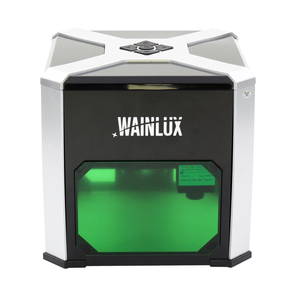 [14,455円 63% OFF] WAINLUX®新しいK63000mWレーザー彫刻機WIFIUSBインテリジェントコントロールDIYロゴマ...