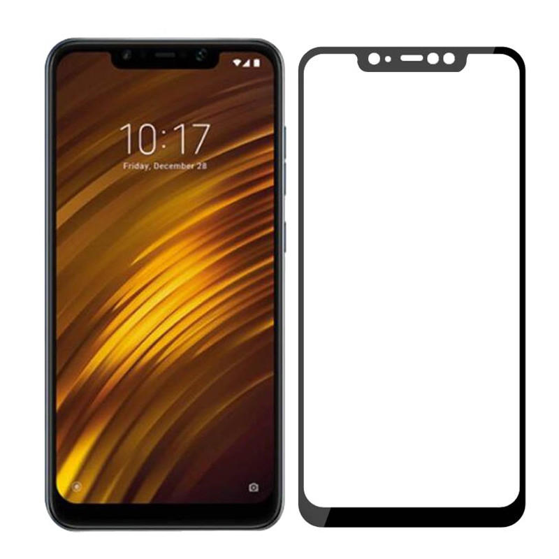 Bakeey™ Anti-explosion 9H Tempered Glass Screen Protector for Xiaomi Pocophone F1
