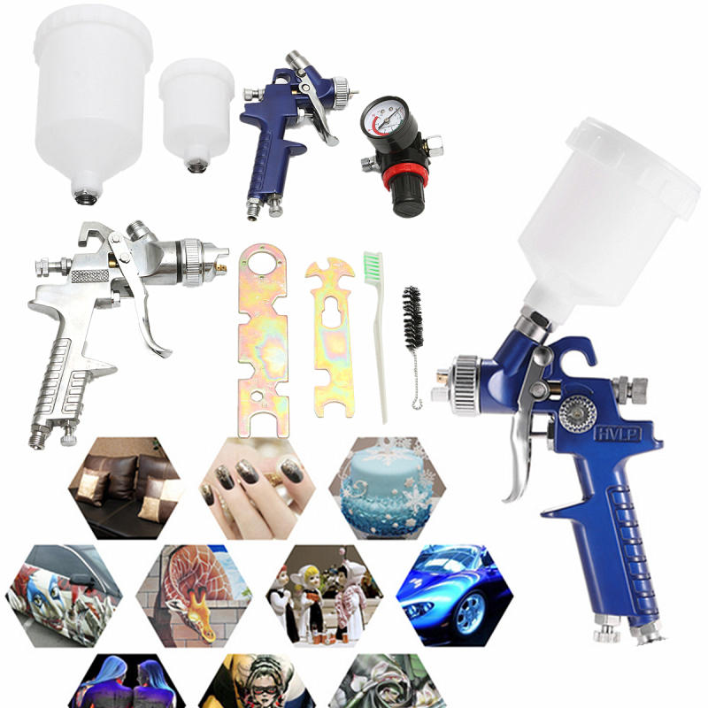 4600PSI High Pressure Airless Spraying Machine Spraying G un with 517 Nozzle Putty G un Applicable to Gurik Spraying Machine Sprayer - 10