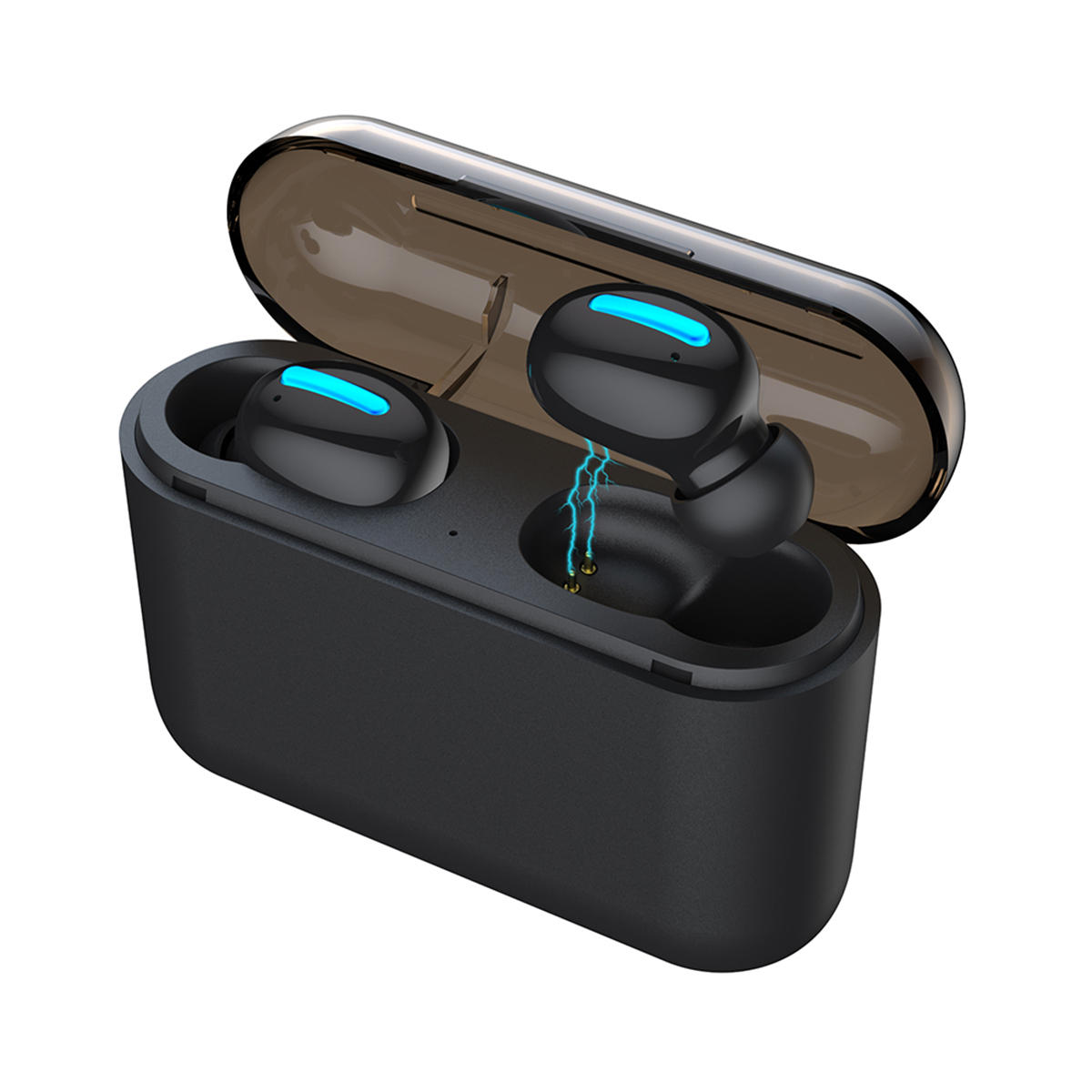 Haylou GT1 TWS Wireless bluetooth 5.0 Earphone HiFi Smart Touch Bilateral Call DSP Noise Cancelling Headphone from xiaomi Eco-System - 1