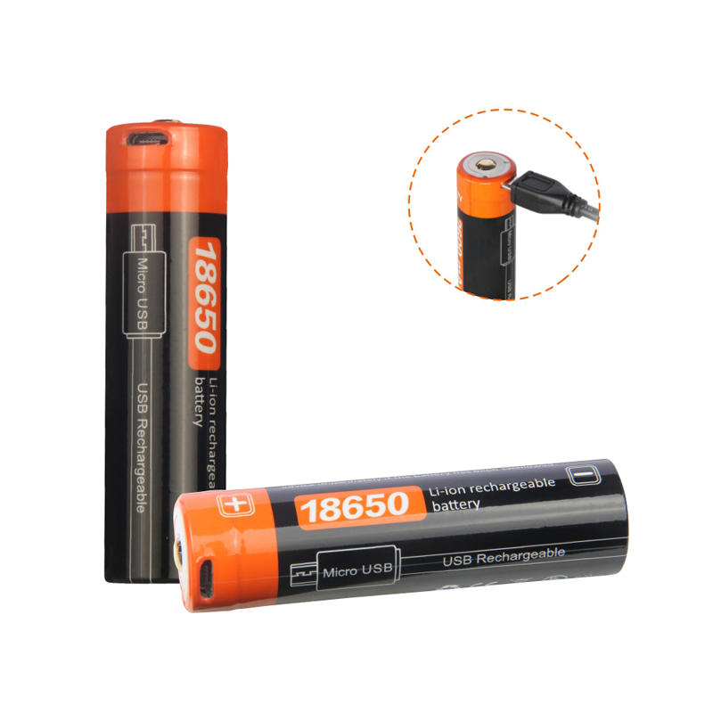 Nrb Battery Usb With Indicator Led Protected Nicron Rechargeable 18650 L2600 3 Li Ion 2600mah 7v QxhrtdsC