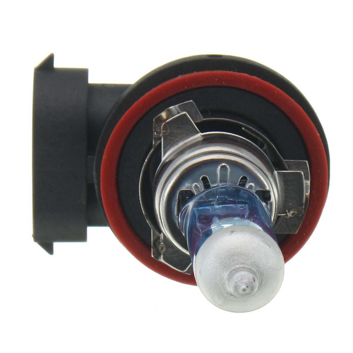 Super Bright H11/H8 35W 55W 12V 4500K White Car Halogen Headlights Fog Lights Bulbs - 6