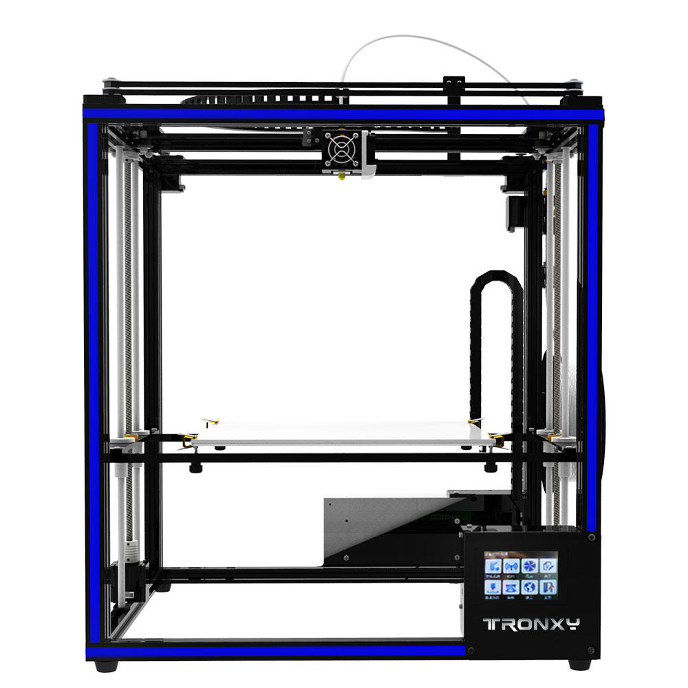 TWO TREES® Sapphire Plus Core XY 300*300*350mm Printing Size 3D Printer With Full Metal Body/Double Linear Guide/BMG Extruder/Power Resume/Filament Detect/Auto Leveling DIY 3D Printer Kit - 3