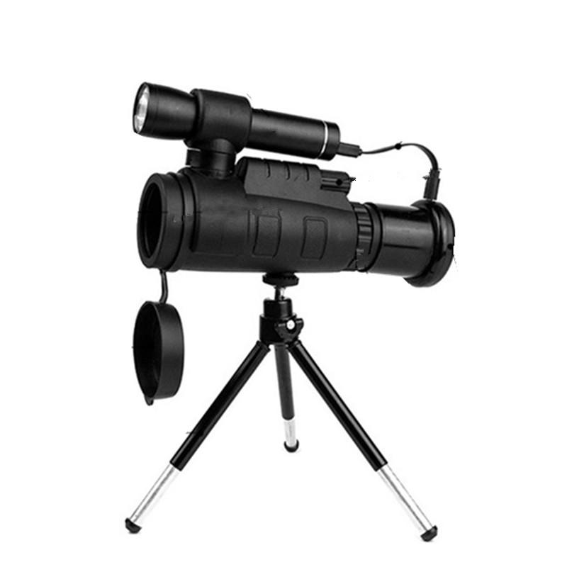 40X60 Zoom Infrared Night Vision Phone Telescope Military Digital Powerful on