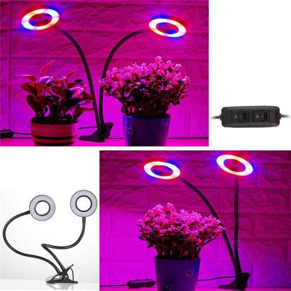 Full Spectrum 50W 100W LED Plant Flower Grow Flood Light Spotlight Outdoor Indoor Lamp AC220V - 6