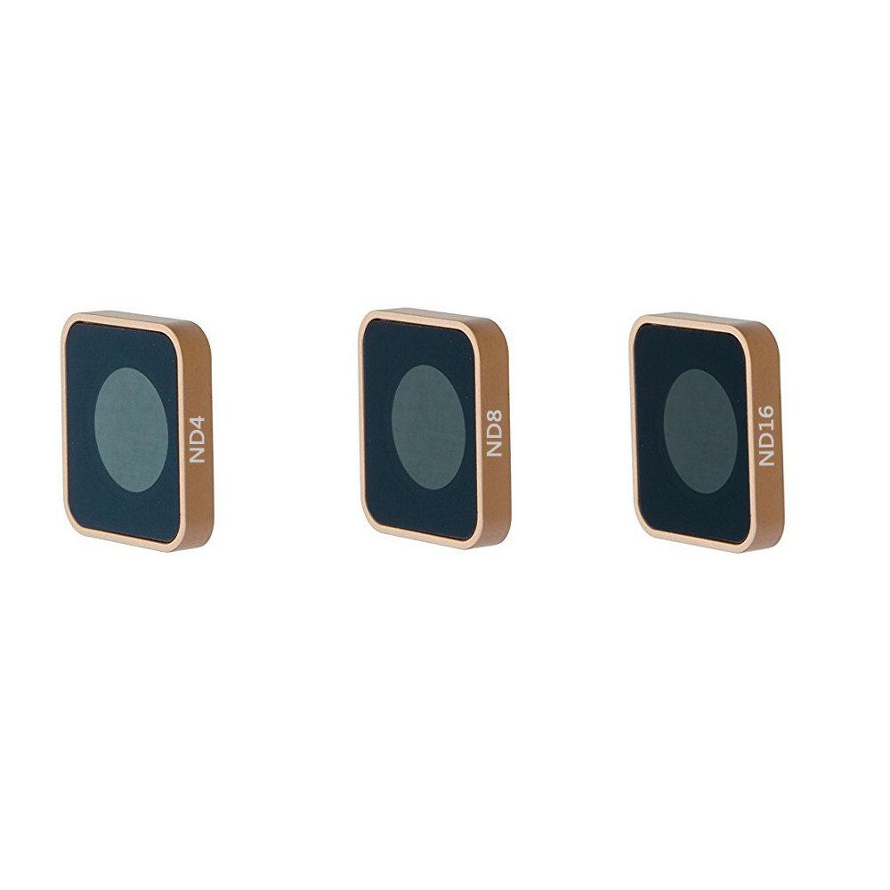 JUNSTAR JSR GP5 Schnalle PG MRC ND4 / ND8 / ND16 Objektiv ND Filter Für Gopro 5 Gopro 6 Action Kamera - 1