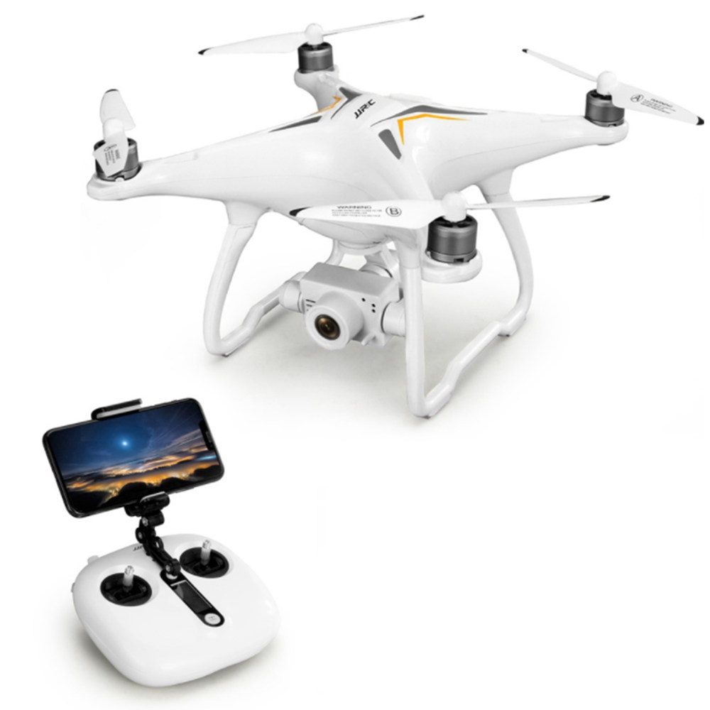 JJRC X6 Upgrade Aircus 5G WIFI FPV Double GPS With 4K Wide Angle Camera Two-Axis Self-Stabilizing Gimbal RC Drone Quadco