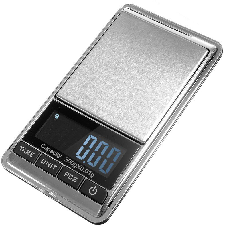 300gx0.01g MiNi Electronic Digital Scale Jewelry Balance Digital Scales фото