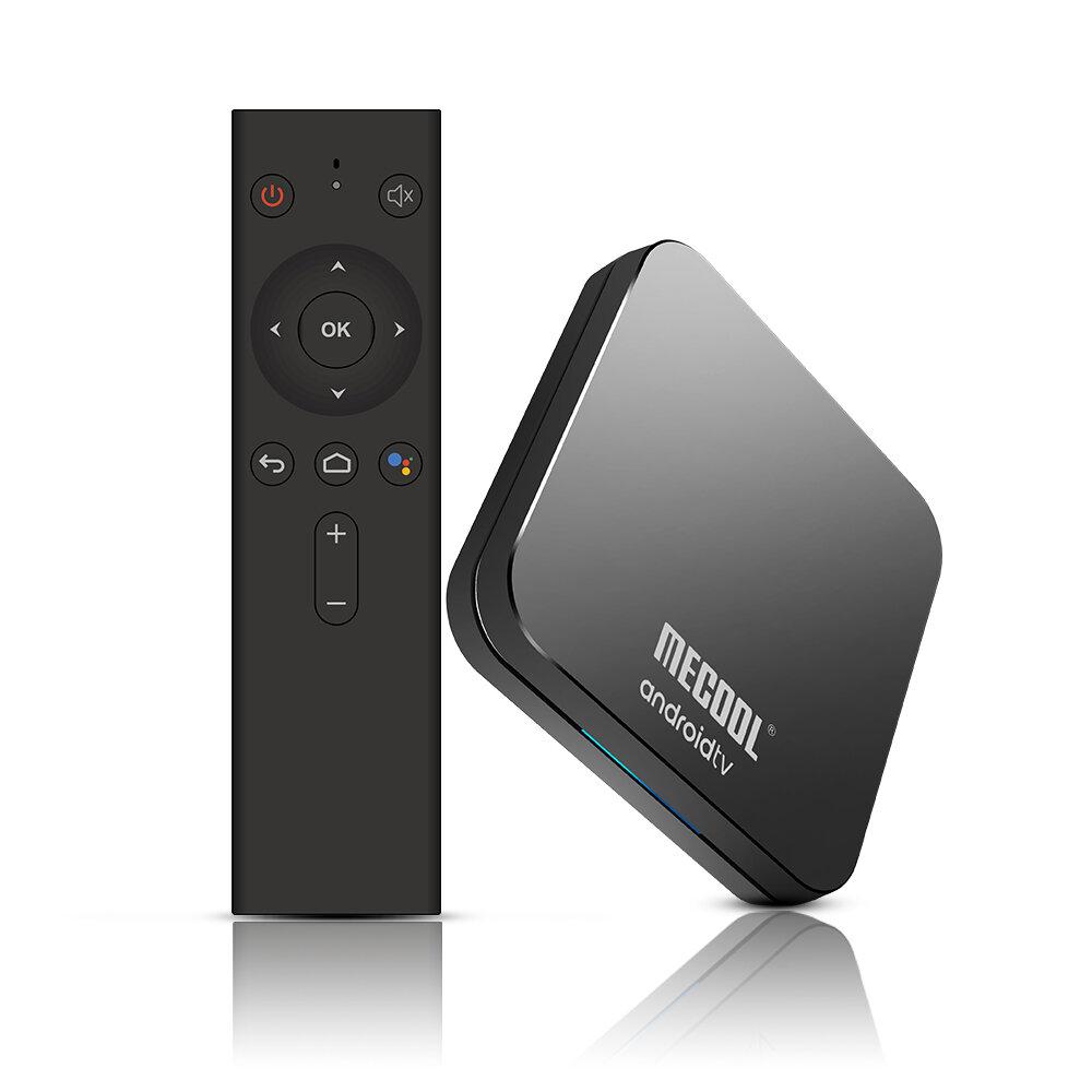 MecoolKM9ProATVS905X24GB DDR4 RAM 32GB ROM Android9.0 5G WIFI bluetooth4.1 4K Control de voz TV Caja Certificado de Google - 1