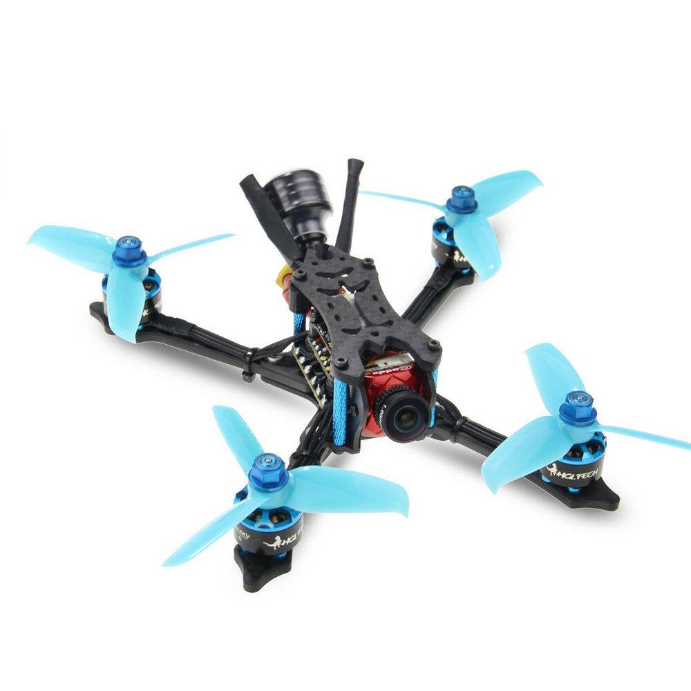 HGLRC Arrow 3 152mm F4 OSD 3 Inch 4S 6S FPV Racing Drone PNP BNF w/ 45A ESC Caddx Ratel 1200TVL Camera