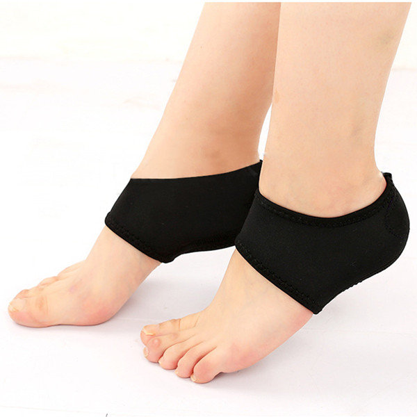 Thicken Cushion Ankle Support Plantar Fasciitis Foot Support Heel Pain Relief Dancing Foot Protector Sale Banggood Com