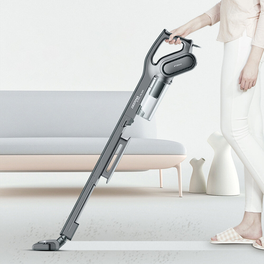 Deerma DX700 Home Handheld Vacuum Cleaner 15000Pa Suction Flexible Portable Ultra Quiet Mini Dust Collector from Xiaomi Ecological Chain - 3