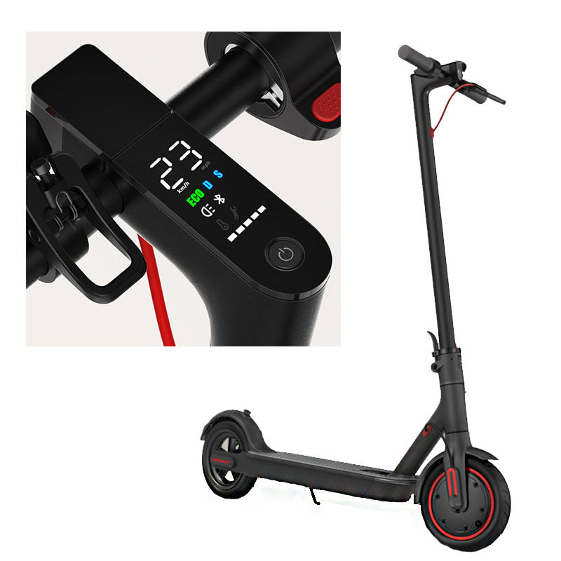 [EU DIRECT] Xiaomi M365 7.8Ah 250W 36V Folding Electric Scooter 25 km/h Top Speed 30km Long Life IP54 12.5kg Ultralight Intelligent BMS Double Brake System Max. Load 100kg - 2