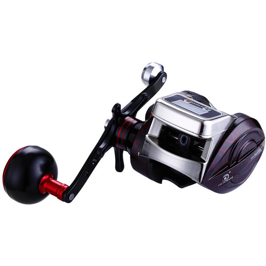 SeaKnight DRYAD PLUS 7.0:1 11+1BB Baitcasting Fishing Reel 8.5KG Drag Left Right Hand Sea Fishing - 3