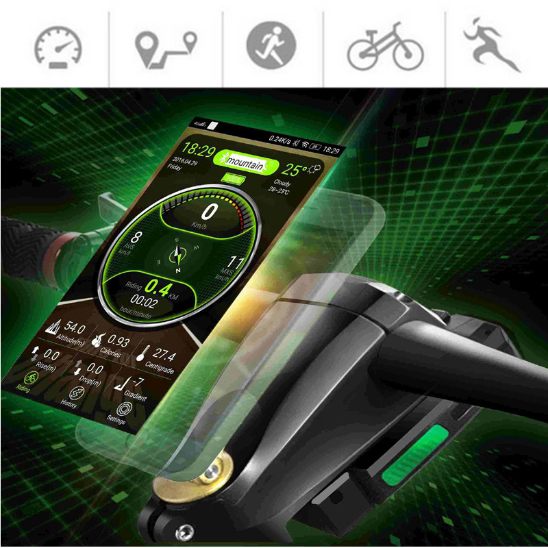LIVALL 7in1 bluetooth Smart Bike Helmet LED Tail Light Phone Call Music Player Camera Support APP - 2