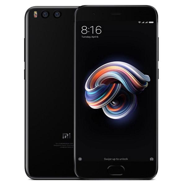 Xiaomi Mi Note 3 5 5 Inch Global ROM 6GB RAM 128GB ROM Snapdragon 660 Octa  Core 4G Smartphone