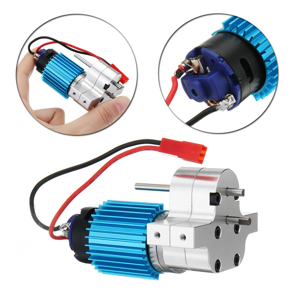 Toyan4 Stroke RC Engine Gasoline Model Engine Kit Starting Motor For RC Car Boat Airplane Toyan FS-S100G - 2