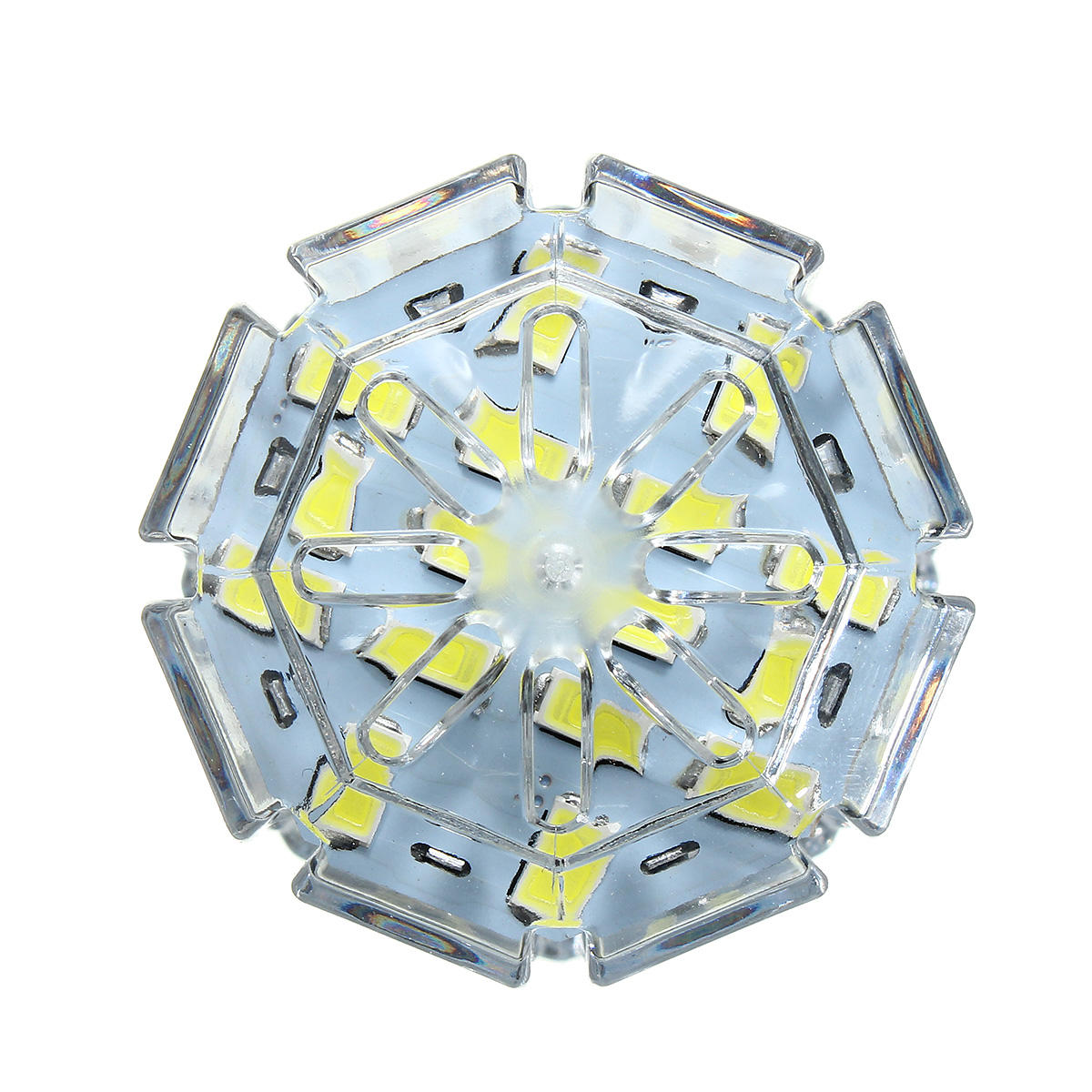 E27/E14/E12/B22/G9/GU10 LED Bulb 4W SMD 4014 56 400LM Pure White/Warm White Corn Light Lamp AC 220V - 8