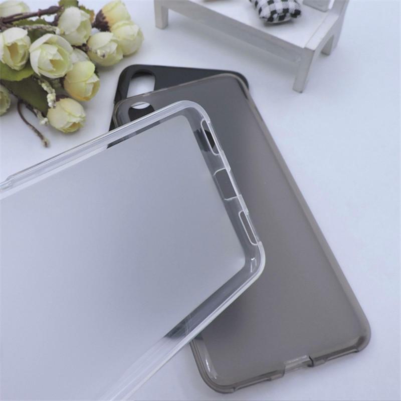 Bakeey Fabric PC+PU Leather Back + Soft TPU Bumper Protective Case for Xiaomi Mi A2 / Xiaomi Mi 6X - 6