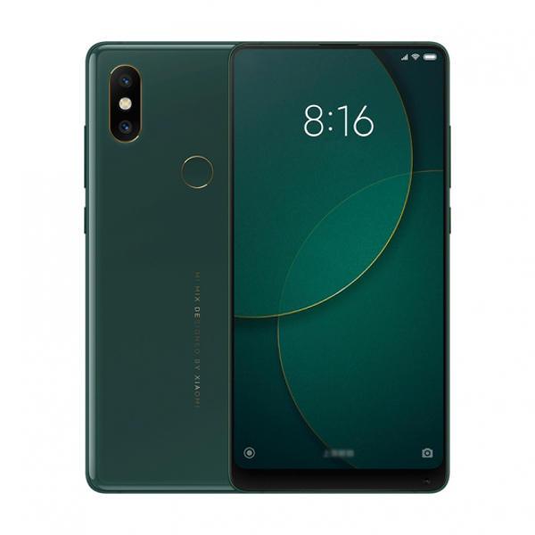 pretty nice 04a29 239d0 Xiaomi Mi MIX 2S Global Bands 5.99 inch 8GB 256GB Snapdragon 845 Octa core  4G Smartphone Green
