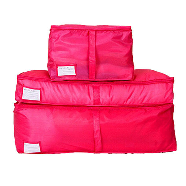 Portable Quilts Storage Bags Packing Luggage Folding Storage Box Clothes Organizer Bags Home Storage Organizer - 9