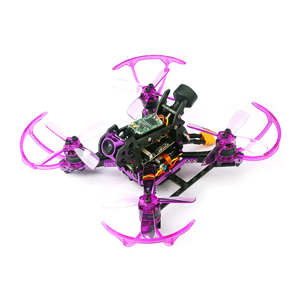Dron wyścigowy Upgraded Eachine Lizard105S za