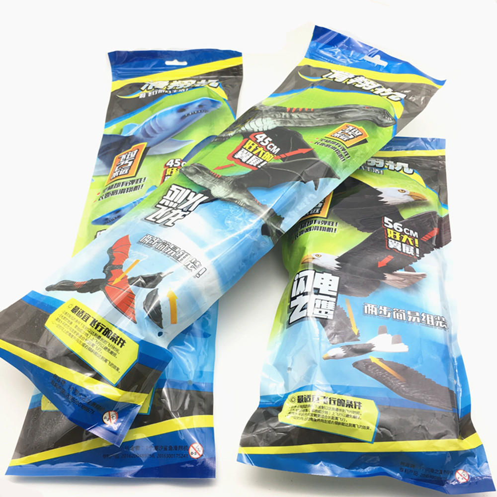 44cm EPP Plane Toy Hand Throw Airplane Launch Flying Glider Outdoor Plane Model - 12