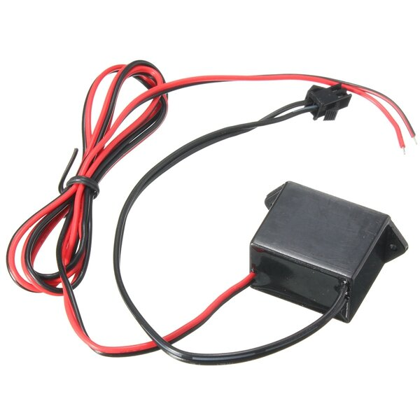 DC 12V Drive Controller For 1-10M LED Strip Light El Wire Glow Flexible Vintage Neon Sign Wiring Diagram on
