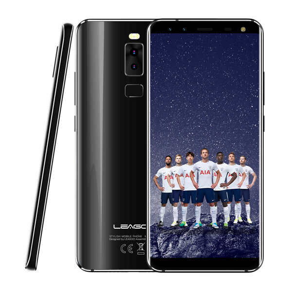 ELEPHONE E10 Global Version 6.5 inch NFC Android 10 4000mAh 48MP Quad Rear Cameras 4GB 64GB MT6762D 4G Smartphone - 1