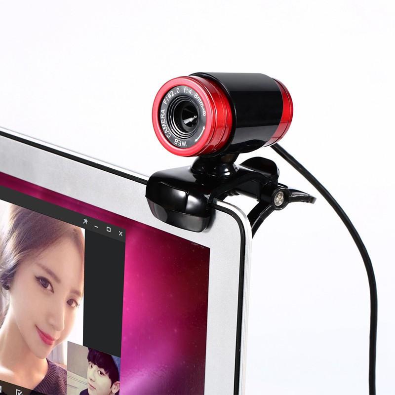 Mengkhususkan Lensa Optik Auto White Balance 12.0M Pixels Webcam untuk Laptop dan Desktop.