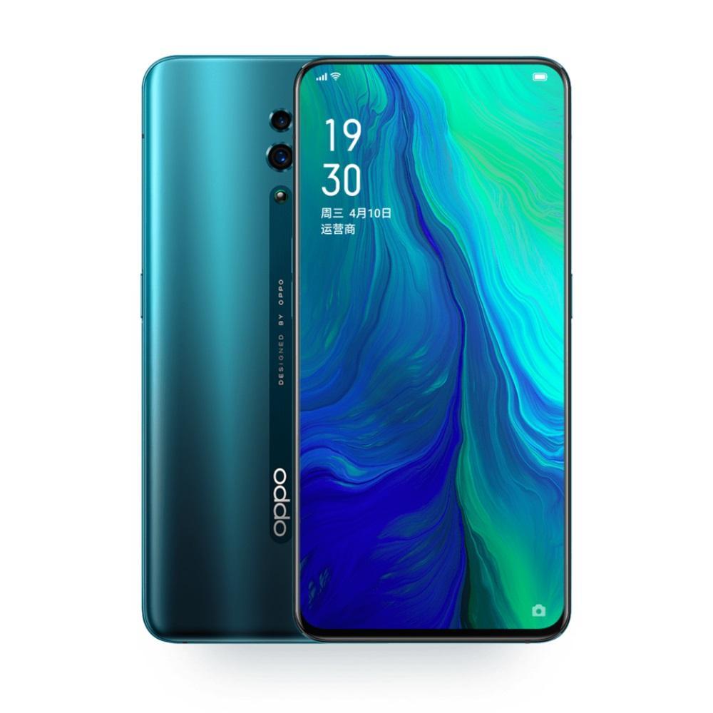 ओप्पो रेनो 10x ज़ूम 6.6 इंच FHD + AMOLED एनएफसी 4065mAh Android 9.0 6जीबी 128जीबी स्नैपड्रैगन 855 ऑक्टा कोर 4G स्मार्टफोन