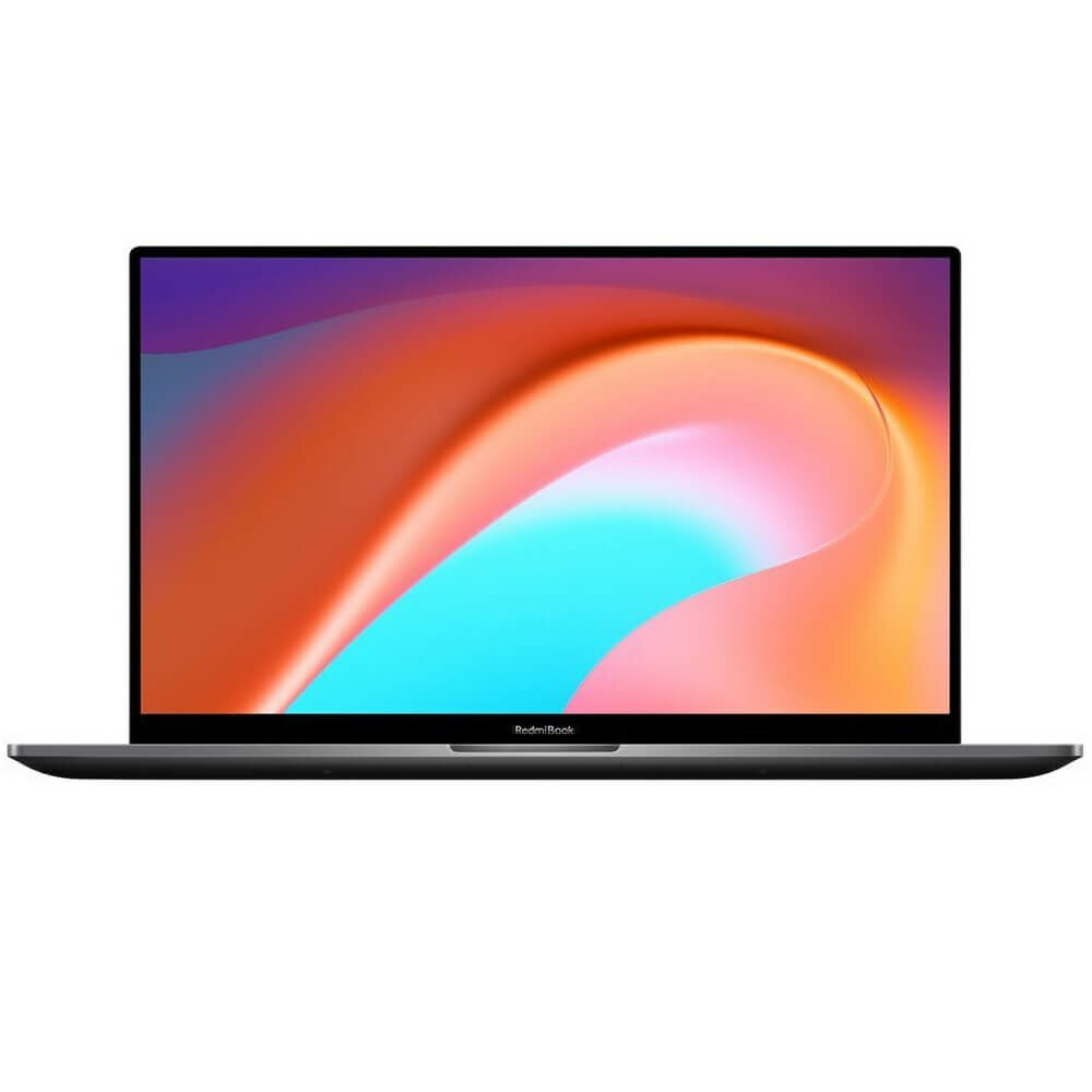 Xiaomi RedmiBook 16 Laptop 16.1 inch AMD Ryzen5-4500U 8GB RAM 512GB SSD 100%sRGB 46Wh Battery 90% Ratio 3.26mm Thickness Notebook