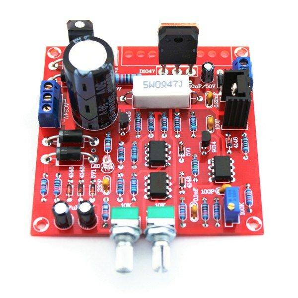 0-30V 2mA  -  3A調整可能DC安定化電源モジュールDIYキット