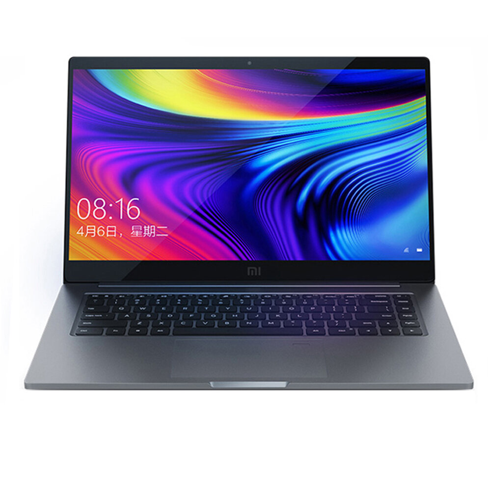 [New Edition] Xiaomi Mi Laptop Pro 15.6 inch Intel Core i7_10510U NVIDIA GeForce MX350 16GB DDR4 RAM 1TB SSD 100% sRGB Fingerprint Backlit Notebook