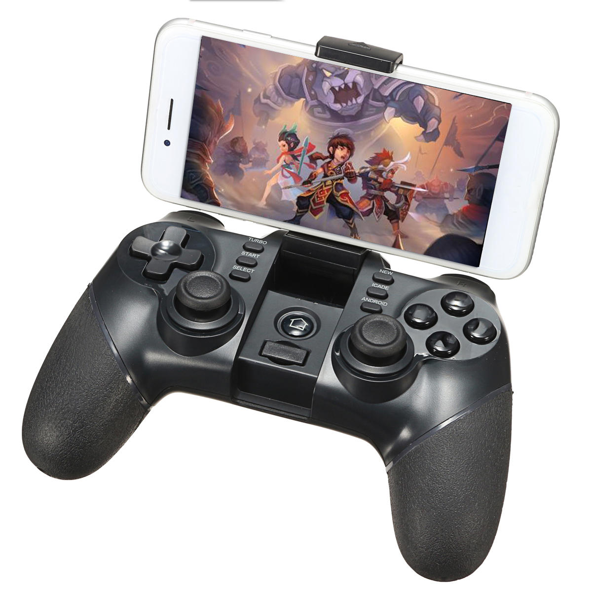 Flydigi APEX bluetooth 2.4G Wireless 6-Axis Flymapping Gamepad for PUBG Mobile Game - 1