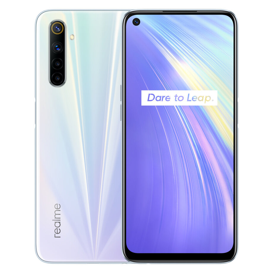 Realme 6 Global 8+128 Coupon Code and price history! - $270