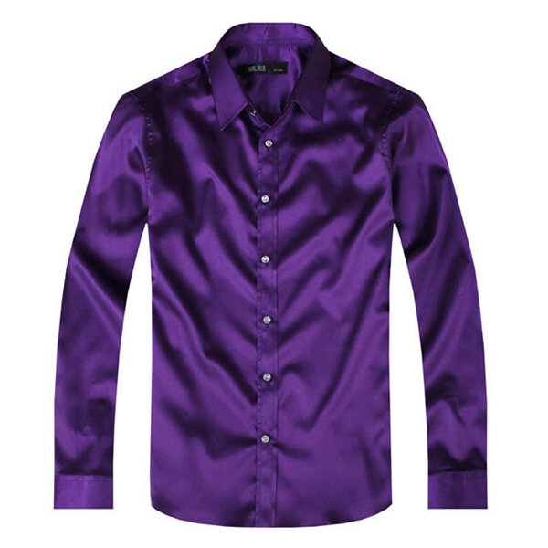 Men's New Striped Long-sleeved Casual Japanese Fashion Wild - 10