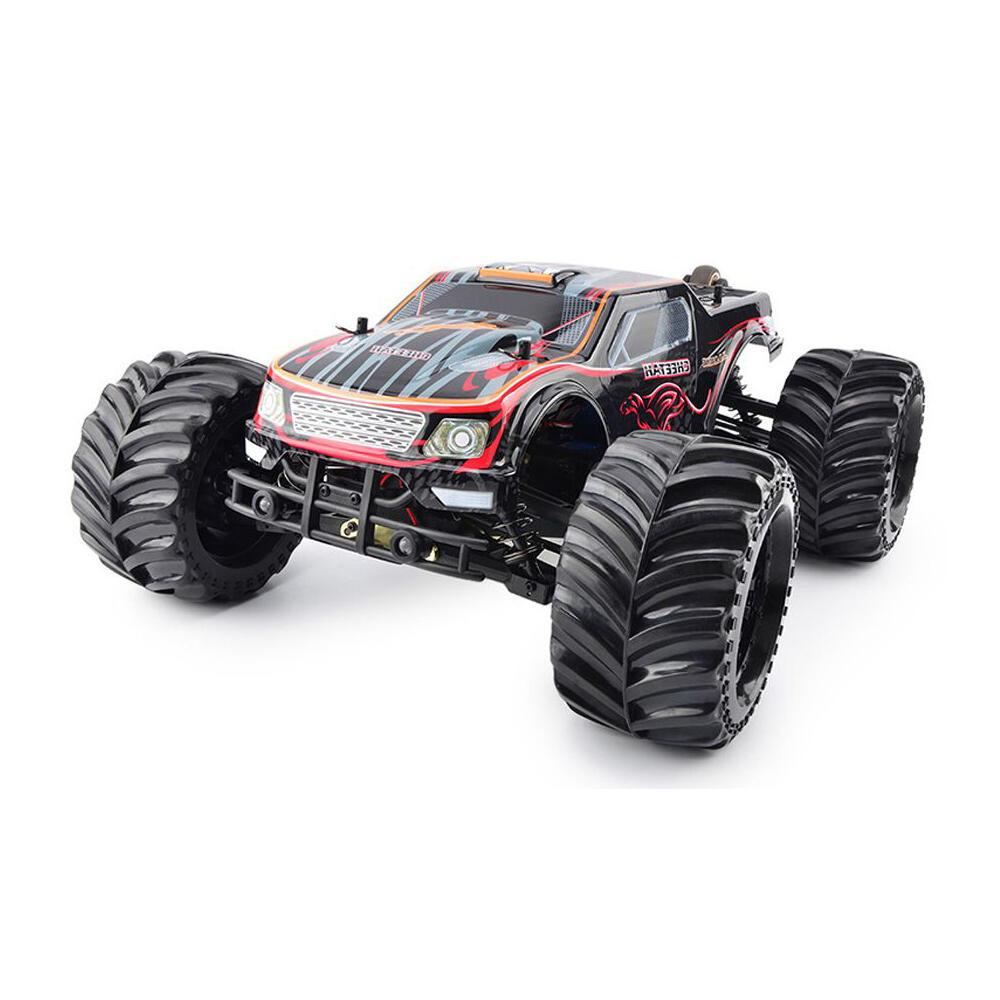 JLB Racing CHEETAH 120A Mejora 1/10 RC Coche Monster Truck 11101 sin partes eléctricas